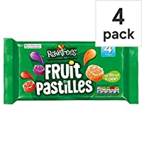 [Rowntree's] Rowntreesフルーツ香錠の4X52G - Rowntrees Fruit Pastilles 4X52g [並行輸入品]
