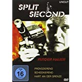 Split Second ( 1992 ) [ NON-USA FORMAT, PAL, Reg.0 Import - Germany ] by Rutger Hauer