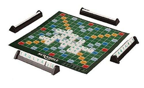 知育 英語 単語 ボード ゲーム スクラブル Scrabble Classic Board Game crossword
