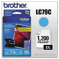 Brother lc79Cインクカートリッジ–シアン–インクジェット–1200ページ–1各