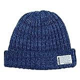 SVOLME(スボルメ)マーブルニットキャップ メンズ レディース 帽子 スポーツミックス 173-54721 BLUE FREE