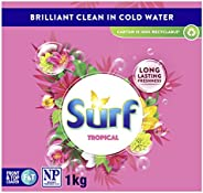 Surf Front & Top Loader Laundry Powder Tropical Lily,