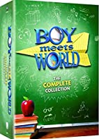 FidgetGear Boy Meets World: The Complete Collection Seaseon 1-7 (DVD, 2013, 22-Disc Set)