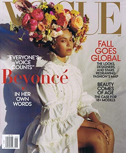 Vogue [US] September 2018 (単号)