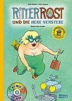 Ritter Rost und die Hexe Verstexe: Neue Ausgabe mit extra Zaubertricks