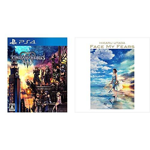キングダム ハーツIII - PS4 + Face My Fears セット...