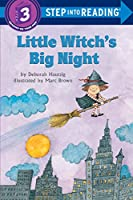 Little Witch's Big Night (Step into Reading)