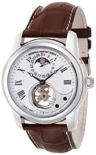 【フレデリックコンスタント】FREDERIQUE CONSTANT 腕時計  ハートビートマニュファクチュールムーンフェイズデイトオートマチック FC935MC4H6 メンズ 【正規輸入品】