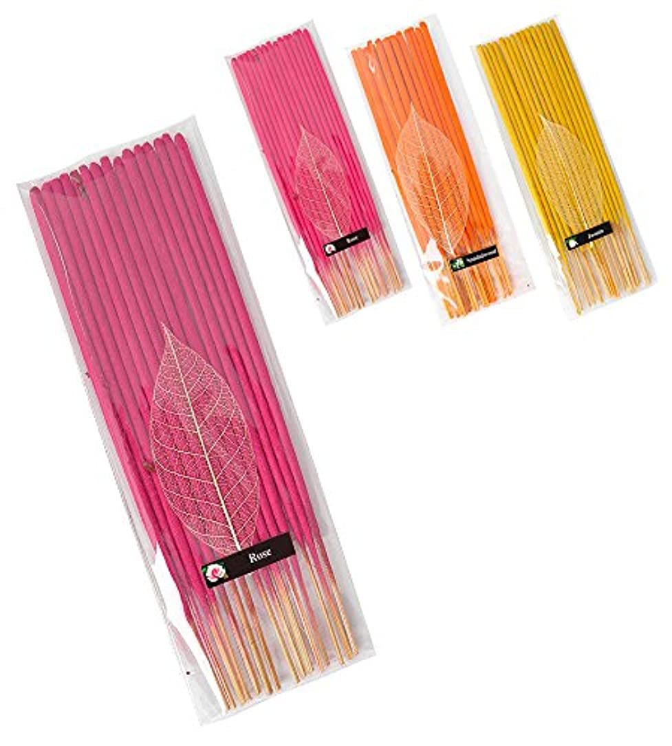 スティック 香(ローズ)インセンス[アロマセラピー 癒し リラックス 雰囲気作り]自然由来のタイのお香
