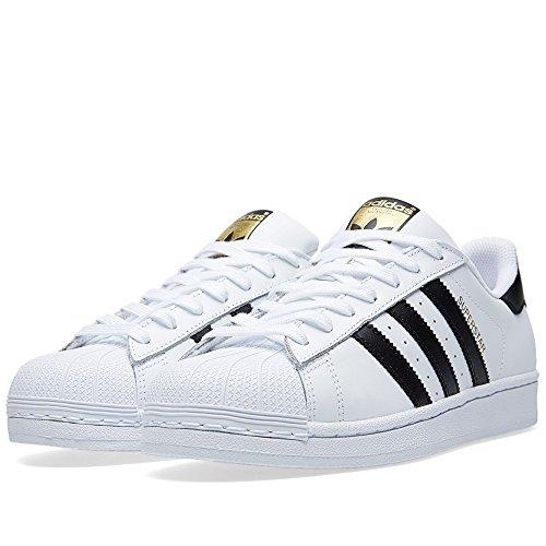 adidas (アディダス) スーパースター adidas Originals SUPERSTAR ホワイト/ブラック (C77124) 25.0cm