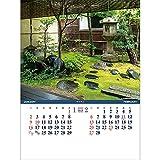 トーダン 2022年 カレンダー 壁掛け シャッター・メモ 日本の庭(地図付) TD-904