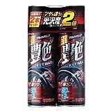 カーメイト 洗車用品 タイヤワックス 超艶 ブライトマジック 2本セット 480ml×2本 C34W