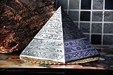 クラシカルで ステキな ピラミッド型 灰皿 Pyramid ashtray インテリアにも