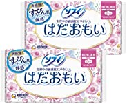 Sofy Hadaomoi (unicharm Sofy) For Especially Heavy Days With Wings, 9.1 inches (23 cm), 20 Pieces x 2 Pack