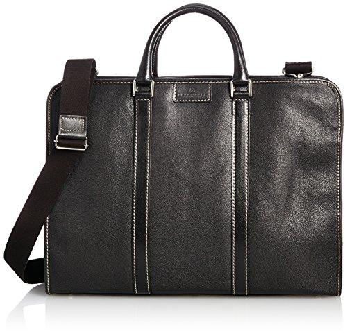 [デュモンクス] Deux Moncx Catana Briefcase L 35K*09003 BLACK (ブラック)