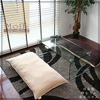 カバーリング式 長座布団 【Moffi】モフィ 高級仕上げ国産 綿毛布 (ごろ寝マット)