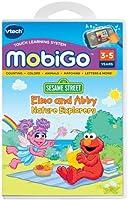 VTech MobiGo Software - Elmo and Abbey; Nature Explorers [並行輸入品]