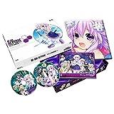BD-BOX「 超次元ゲイム ネプテューヌ 」 そしてBOXへ… 【期間限定生産】 [Blu-ray]
