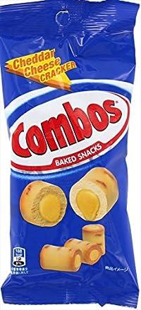 コンボス クラッカー チーズ味 38g
