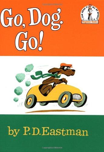 Go, Dog. Go! (Beginner Books(R))の詳細を見る