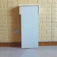 ウォールマウント型ドロップリーフテーブルホワイトフォールディングダイニングウォールテーブルスペースセーバーフォールドコンバーチブルデスク 折畳式の (サイズ さいず : 85 * 30cm)