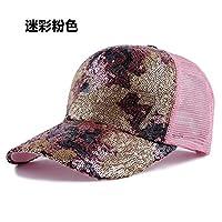 Chuiqingwang ボンネットハットサマリーボールキャップ/NETハット/日焼け止めハット (Color : A, サイズ : M)