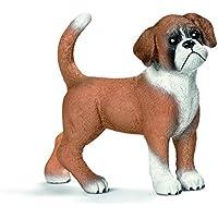 シュライヒ ファームワールド ボクサー犬 (仔) フィギュア 16391