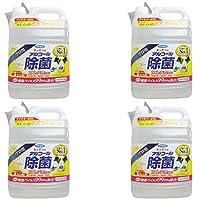 【まとめ買い】【大容量】 フマキラー キッチン用 アルコール除菌スプレー つめかえ用 5L【×4個】