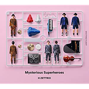 Mysterious Superheroes[EXCITING FLIGHT盤]