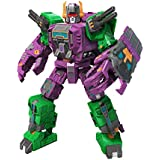 """Transformers Generations - War for Cybertron Earthrise - E25 - Scorponok Triple Changer 21"""" Action Figure - WFC Collectible figurines & Kids Toys - Ages 8+"""