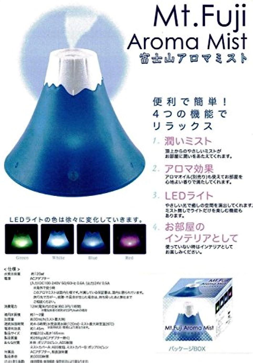 自分のためにベッドを作る香水富士山アロマミスト