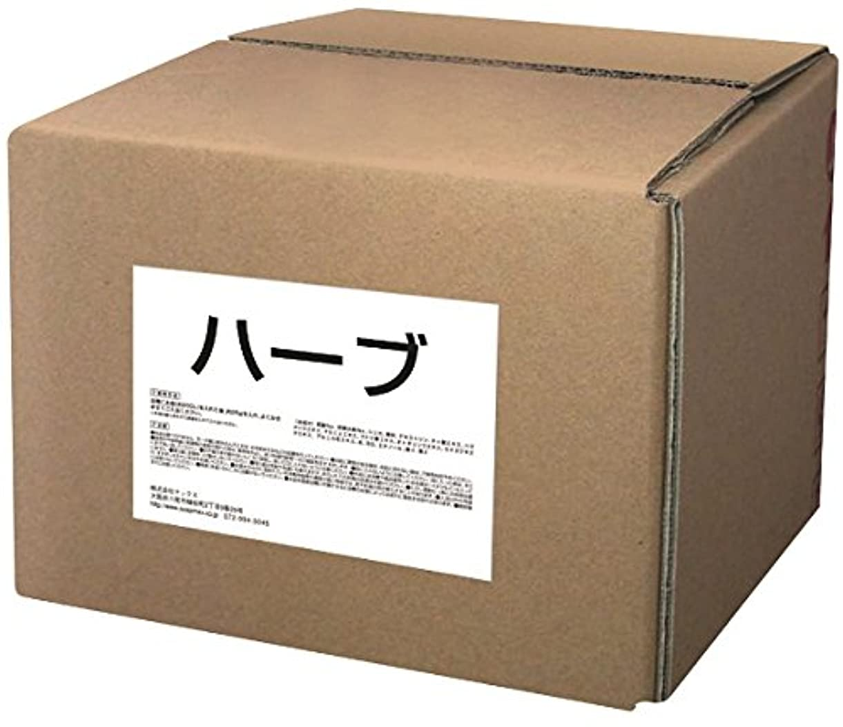お茶アイドルおしゃれな浴用入浴料 業務用 15KG ハーブ