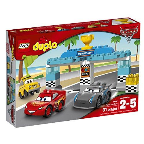 レゴ (LEGO) デュプロ ディズニー カーズ ピストンカップレース 10857