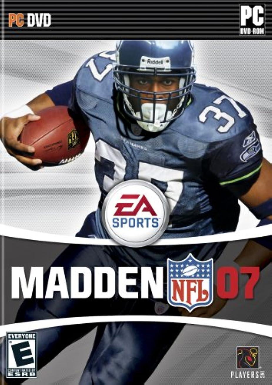 灌漑明るいメタルラインMadden NFL 2007 (輸入版)