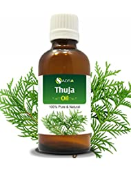 THUJA OIL (THUJA ORIENTALI) 100% NATURAL PURE ESSENTIAL OIL 50ML
