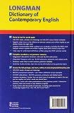 Longman Dictionary of Contemporary English (6E) Hardback & Online