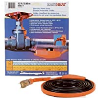 Easy Heat Inc.AHB118Pipe Heating Cable-18' PIPE HEATING CABLE (並行輸入品)
