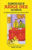 Celebrated Cases of Judge Dee (Dee Goong An) (Detective Stories)