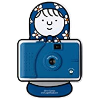 BLUE RIBBON vivitar ultra wide and slim 35mm フィルム トイカメラ-superheadz