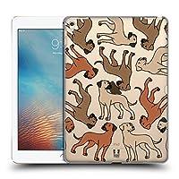 Head Case Designs ローデシアン・リッジバック ドッグブリード・パターン8 ハードバックケース iPad Pro 9.7 (2016)