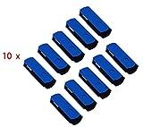 FEBNISCTEユーロスタイルデザイン100個スイベルUSBフラッシュドライブ 256MB FBMNU02657