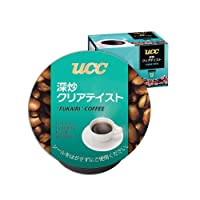 BREWSTAR(ブリュースター) UCC(上島珈琲) 深炒クリアテイスト(7.5g×12個入) 8箱セット SC8024*8