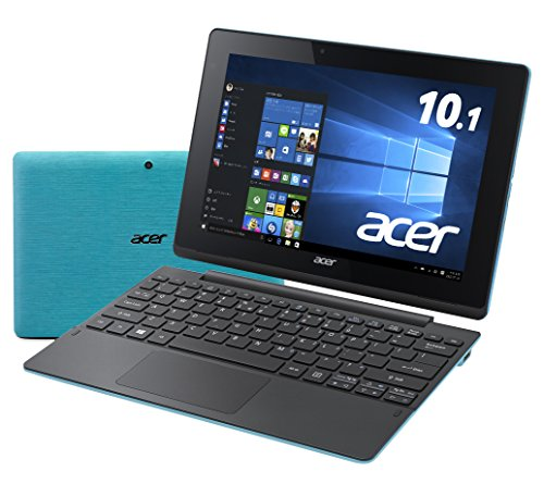 Acer 2in1 タブレット Aspire Switch 10 E SW3-016-F12D/BF /Windows 10/10.1インチ/Office MobileプラスOffice 365サービス