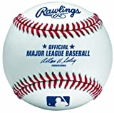 Rawlings(ローリングス)MLB公式試合球 ROMLB