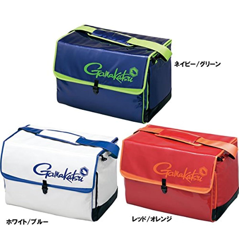 食物繊維クライマックスがまかつ(Gamakatsu) ライトバッグIII GB-302-W ホワイト×ブルー