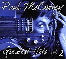 PAUL McCARTNEY GREATEST HITS vol.2 (2CD)