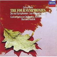 シューマン:交響曲全集、序曲《ゲノヴェーヴァ》、《マンフレッド》序曲