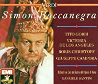 Verdi;Simon Boccanegra