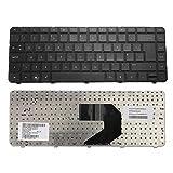 HPのノートパソコンのキーボード,SODIAL(R)キーボードHPパビリオンG4 G6 G4-1000 G6-1000シリーズ633183-031 643263-031ブラック