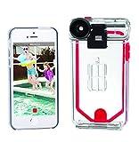Best iPhone 4ケースLifeproof - 【国内正規品】OPTRIX iPhone SE/5/5s 完全防水耐衝撃ケース 交換レンズ4枚付 9467803 Review